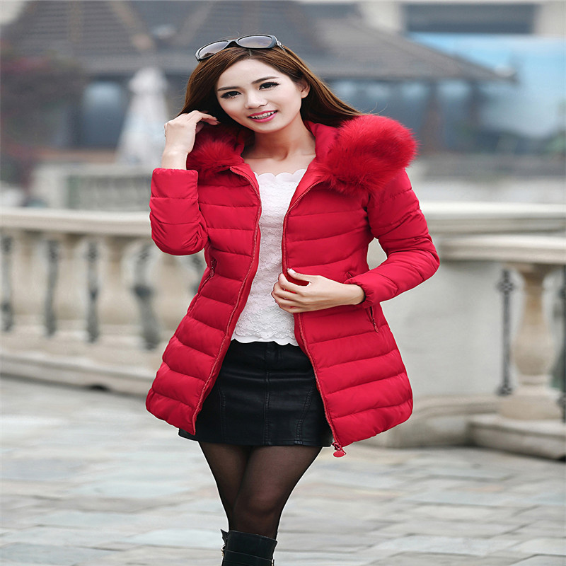 Womens Winter Jackets And Coats 2017 Thick  Hooded Down Cotton Padded Parkas For Women's Winter Jacket Female Manteau Femme womens winter jackets and coats 2016 thick warm hooded down cotton padded parkas for women winter jacket female manteau femme