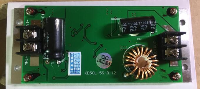 Fast Delivery 5V10A50W KD50L-5S-D Ultra Thin LED Power Supply Taxi Running Text Led