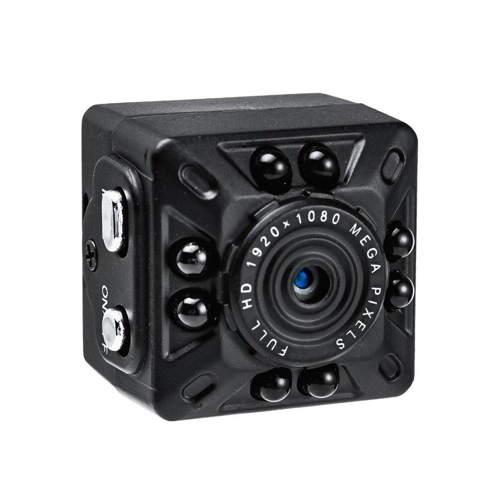 FUERS SQ10 1080 p Full HD Caméra Portable De Poche Mini Caméra PIR Détecteur De Vision De nuit Enregistreur Vidéo Audio Intelligent Mignon moniteur