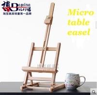 40cm Mini Artist wooden table Folding Painting Easel Frame Adjustable Tripod Display Shelf Outdoors Studio Display Frame