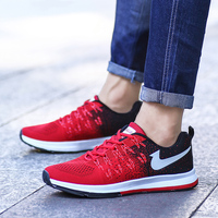 2018 New Arrive Men Mesh Running Shoes Male Breathable Outdoor Sports Shoes Men Athletic Training Run