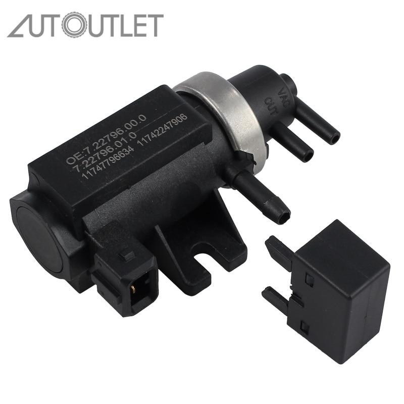 AUTOUTLET ターボ圧力ブースト制御電磁 EGR Bmw 1 3 5 6 7 シリーズ X3 X5 X6 11747796634 11742247906