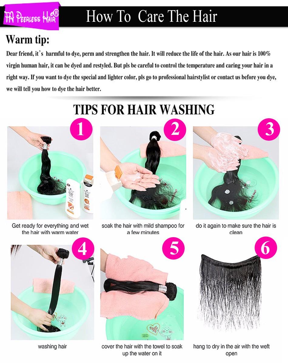 6-Queen Hair Product Peruvian Body Wave 4 Bundles Unprocessed 7A Peruvian Virgin Hair Body Wave Cheap 100% Human Hair Bundles 100G