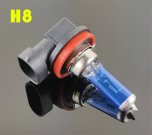 Image 5 - Super White halogen lamp H1 H3 H4 H7 H8 H11 9005 HB3 9006 HB4 12V 55W 100W LED Car Headlight Lamp