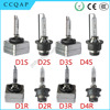High quality and free shipping 2pcs hid xenon bulb D1S D2S D3S D1R D2R D3R D4R 35w D4S 4300k/6000k