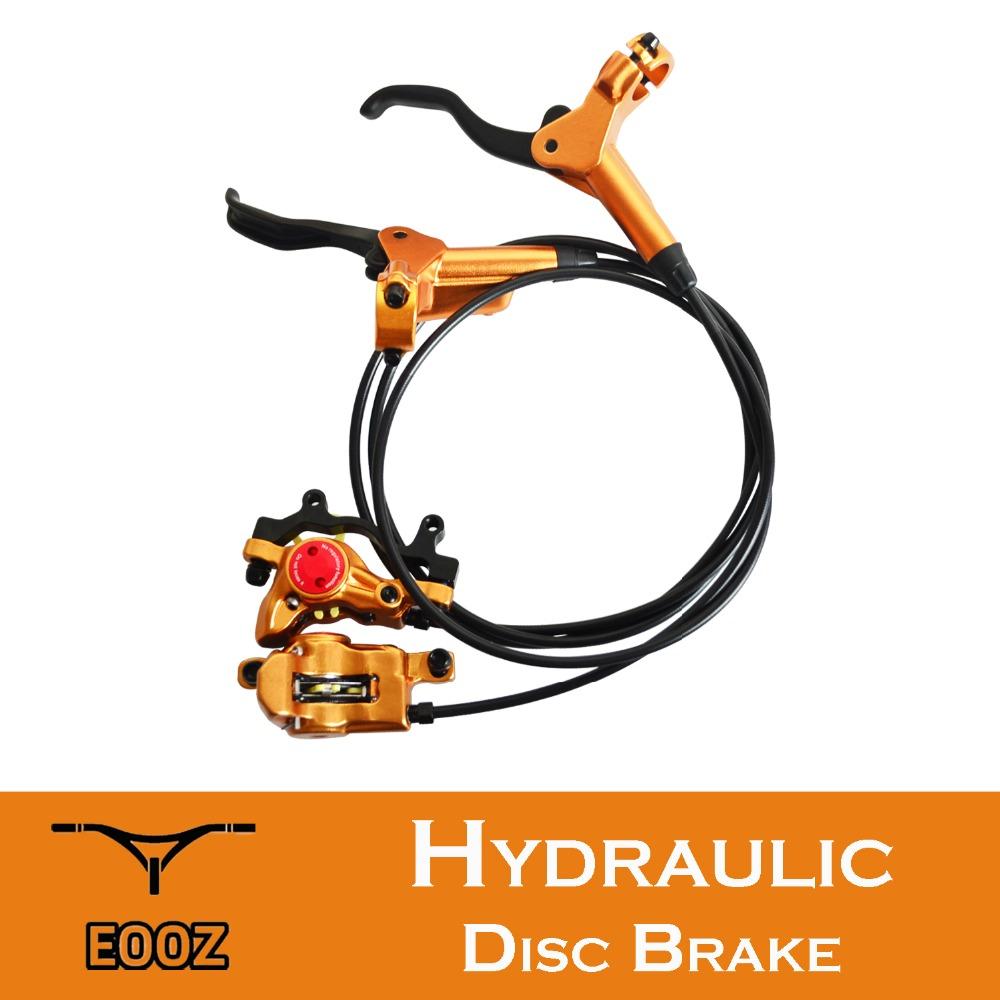 ZOOM HB-875 Hydraulic Disc Brake MTB Mountain Bike Calipers Left /& Right Lever