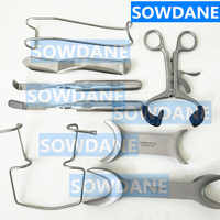 Dental Orthodontic Lip & Cheek Retractor Implant Mouth Opener Instrument Stainless Steel Autoclavable Dental Surgical Mouth Gag