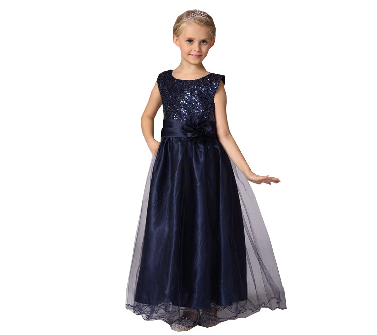 Flower     Girls     Dress   Short Dresse For Wedding Party Princess Pageant   Dress   For Children 6 Colors