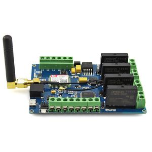 Image 2 - Elecrow Leonardo GPRS GSM IOT Board with SIM800C Relay Switches Wireless Projects DIY Kit Integrated Board with 8 bit AVR MCU