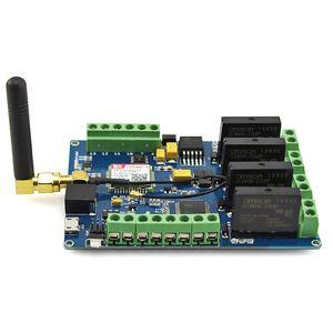 Image 2 - Elecrow Leonardo Gprs Gsm Iot Board Met SIM800C Relais Schakelt Draadloze Projecten Diy Kit Geïntegreerde Board Met 8 Bit avr Mcu