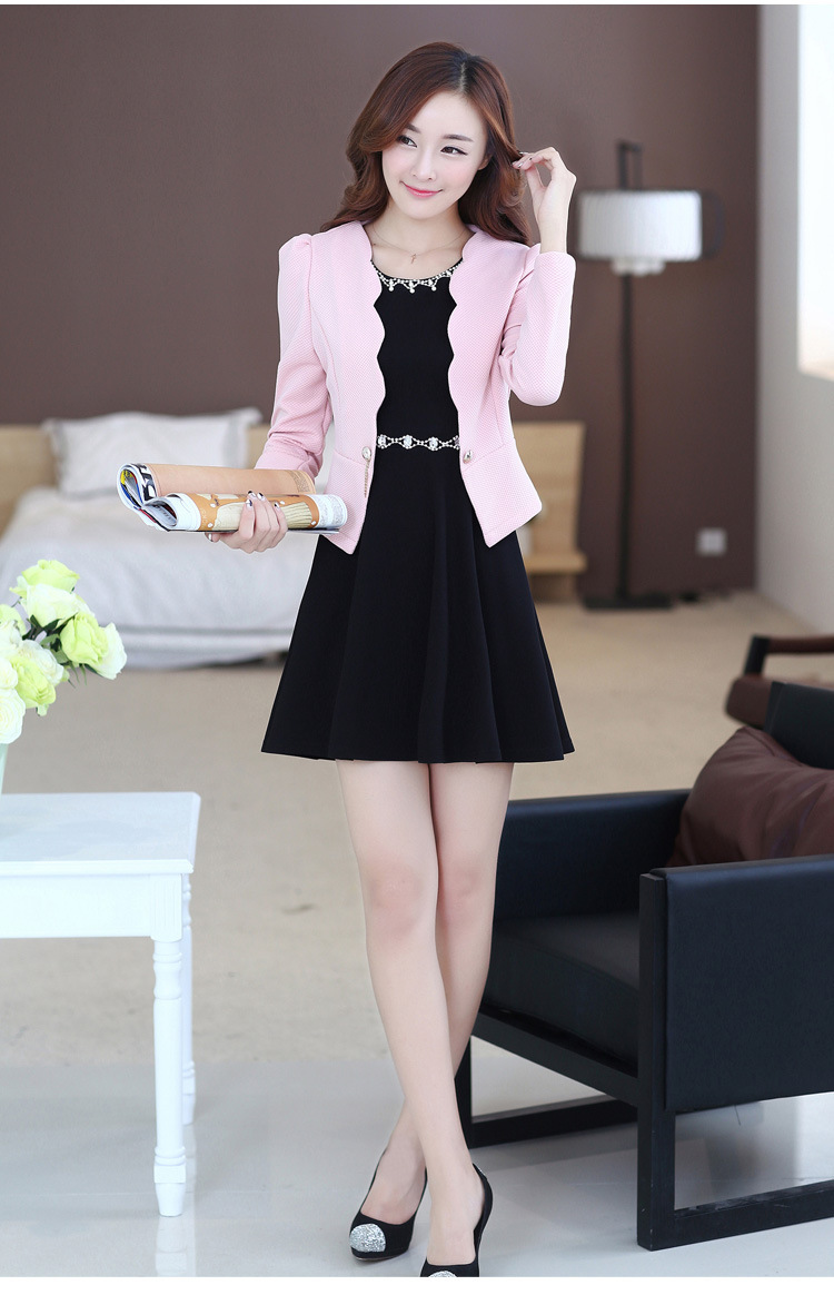 dress 2009 Picture - More Detailed Picture about New 2015 Korean ...