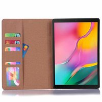 galaxy tab For Tab S5E 10.5 Smart Leather Stand Funda Case For Samsung Galaxy Tab S5E 10.5 SM-T720 T725 Magnetic Tablet Cover Case Capa (4)