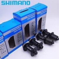 SHIMANO SLX HB FH M7000 M7010 MTB Mountain Bike 32 Hole Center Lock Hub Front Rear Freehub QR E Thru