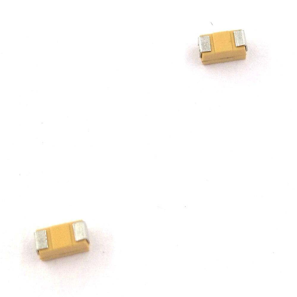 100 PCS 47UF//16V SIZE C 6032-28 C Type SMT Chip Tantalum capacitor 476C C Case