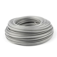 3.0mm 450g Trimmer Wire Rope Cord Line Grass Trimmer Line Inside with Steel Wire, Brush Cutter Nylon Line for Garden Tools Parts