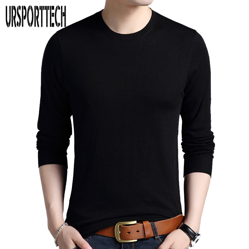 Men Candy Color Sweaters Man Casual Long Sleeve Pullovers Mens Wool Sweaters Casual Brand Cashmere Knitwear Pull Homme 3XL