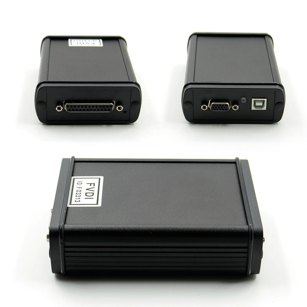 Купить 2016 Новый Прибытие Низкая цена FVDI Полная Версия (в том числе 18 Программное Обеспечение) FVDI ABRITES Commander FVDI Диагностический Сканер на складе