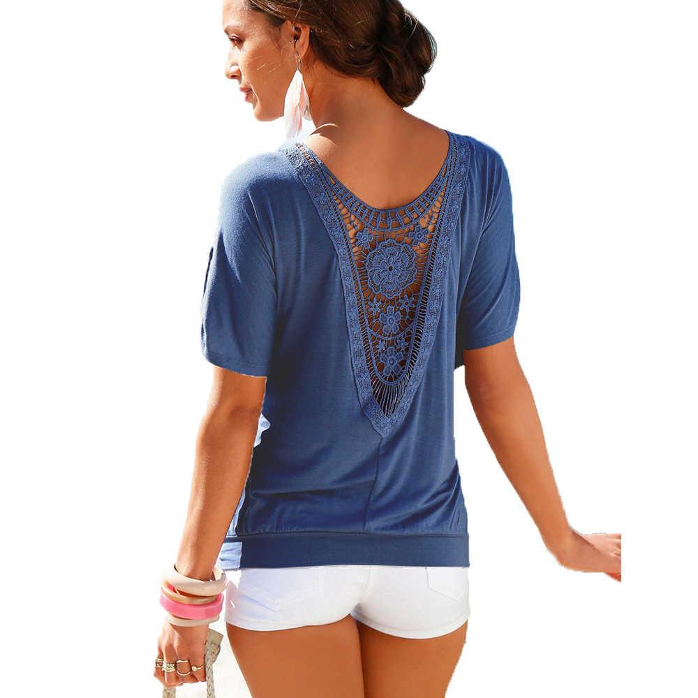 Блузка хараджуку, рубашка, летние топы женские блузки, модная одежда, повседневная винтажная кружевная одежда, большие размеры XXXXL 5XL, женская одежда