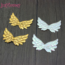 Fabric Wings Angel Scrapbooking