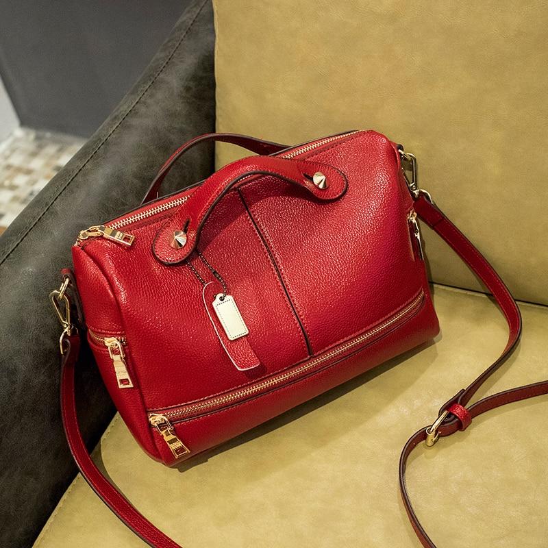 Brown Vintage Leather Briefcase for Sale | Quvom.com