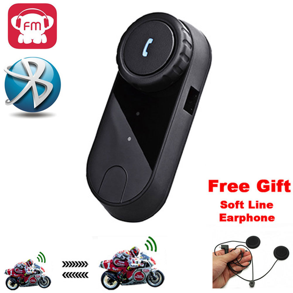 FreedConn Tcom 800M Interkom Motocyklowy Intercomunicadores de Casco Moto Helmet Intercom Motorcycle Bluetooth Headset Cascos