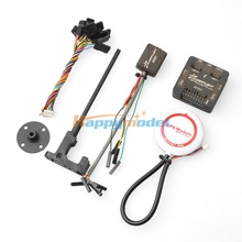 New Arrival SP Racing F3 Flight Controller w/ M8N GPS & OSD Combo Kits for RC Multicopter