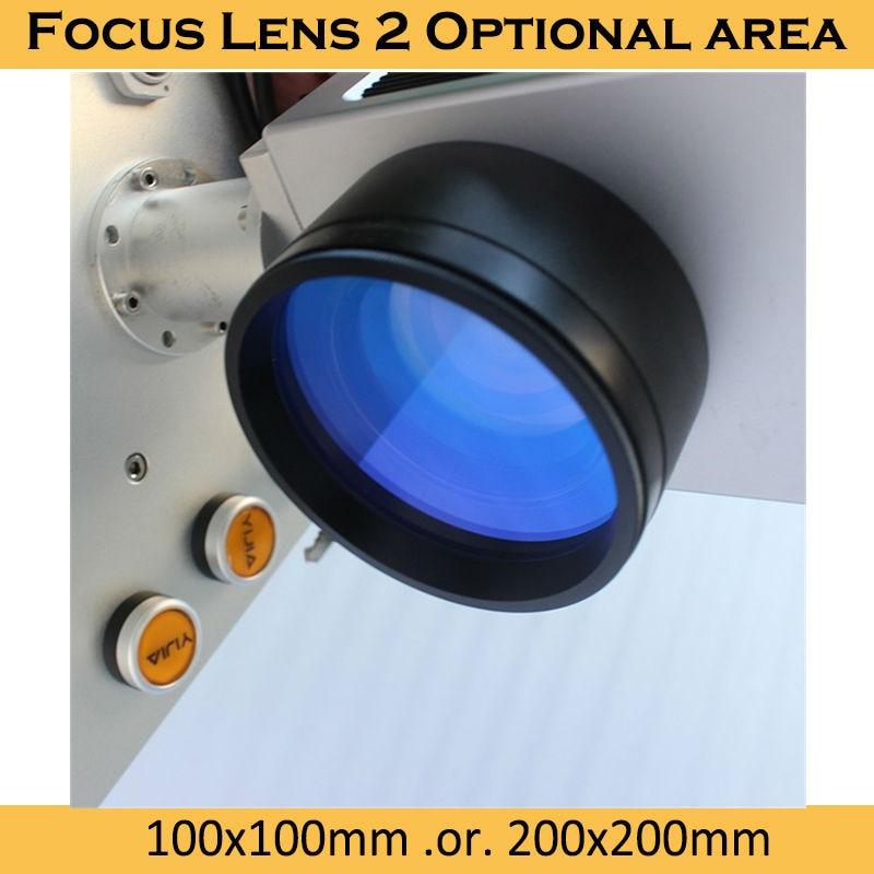 Tasuta kohaletoimetamine Lasermarker 20W kiudoptiline 4. pöörleva - Puidutöötlemisseadmed - Foto 2