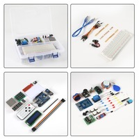 RFID Starter Kit for Arduino UNO R3 Upgraded version Learning Suite With Retail Box For arduino kit free shipping