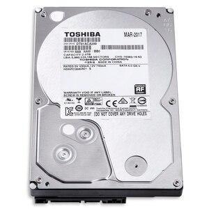 "Image 2 - TOSHIBA  2TB Hard Drive disk 2TB 2000GB Internal HDD HD 7200RPM 64M SATA3 3.5"" for Desktop  Computer PC"