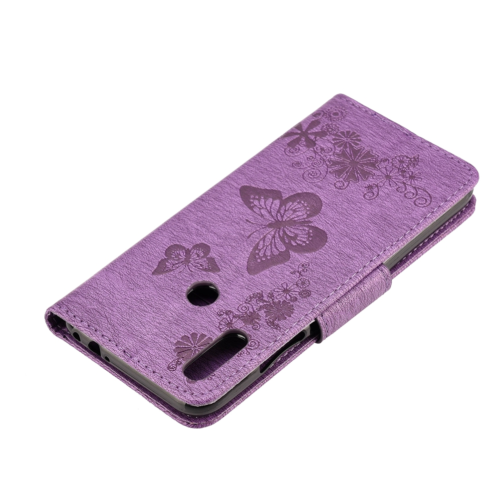 Image 4 - Redmi Note 7 Flip Phone Case for Funda Xiaomi Redmi Note 7 Case  Butterfly Leather Cover for Xiaomi Redmi Not 7 Pro Cases Capa-in Flip Cases from Cellphones & Telecommunications