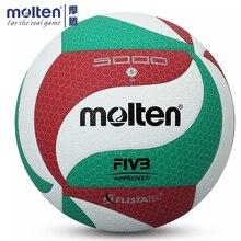 Волейбольный мяч расплавленный V5M 5000 официальный размер 5 Волейбольный мяч с шариковой иглой Профессиональный для матча и тренировок