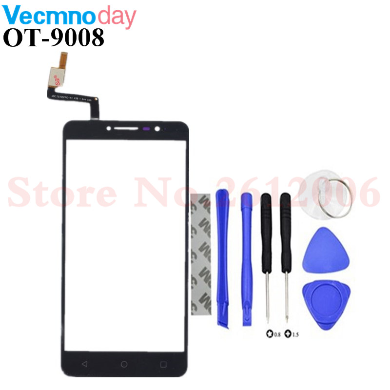 Touchscreen For Alcatel One Touch A3 XL 9008 9008X 9008D OT9008 OT-9008 Touch Screen Digitizer Sensor Outer Glass Lens PanelTouchscreen For Alcatel One Touch A3 XL 9008 9008X 9008D OT9008 OT-9008 Touch Screen Digitizer Sensor Outer Glass Lens Panel