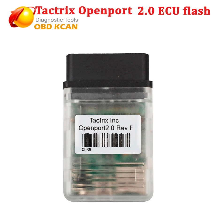 2017 neueste Tactrix Openport 2,0 ECU Chip Tuning Tool Open Port USB 2.0 ECU Flash OBD2 OBDII Stecker Multi Marke Autos für TIS