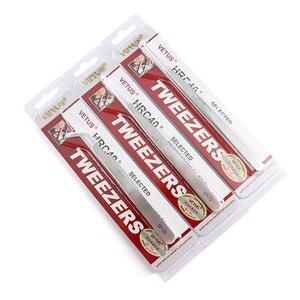 Image 4 - 100% hakiki Vetus SP serisi Ultra hassas paslanmaz kirpik uzatma için cımbız Anti asit ESD cımbız