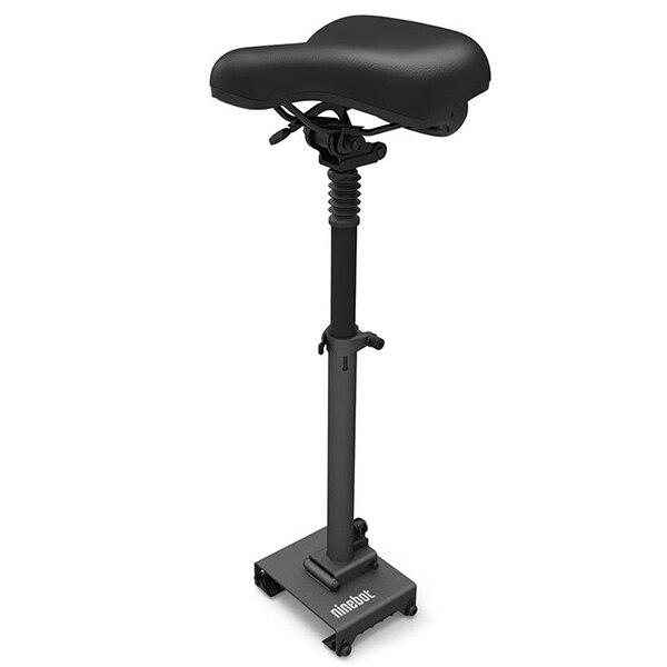 Ninebot Destacável Ajustável Almofada Do Assento Ajustável em Altura (40-62 cm) Almofada Do Assento Para Scooter Elétrico