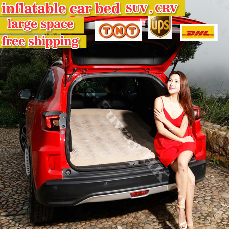 DHL Free Shipping waterproof Car Air Bed Inflatable Mattress Camping Mattress Air Bed Inflatable Outdoor Bed With Air Pump wc 5325 5330 5335 compatible 96k black printer cartridge 013r00591reset toner chip for xerox 5335
