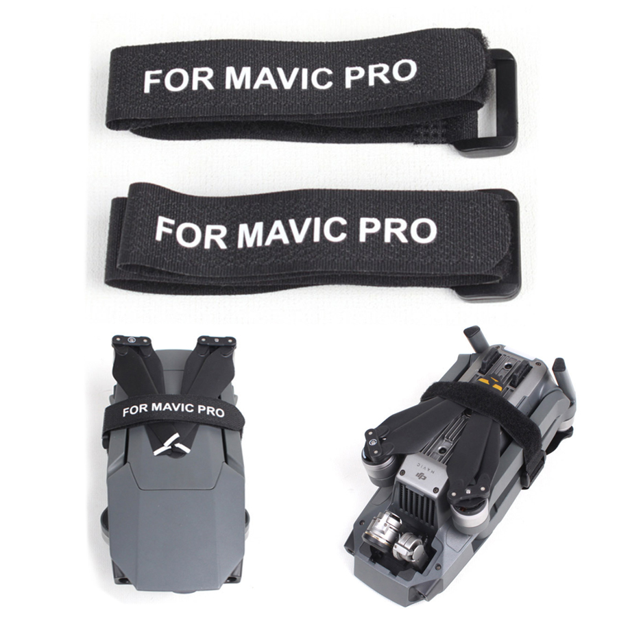 Drone Prop Fixer Propeller Holder Blade Strap Fixed Ties For DJI Mavic 2 Pro/Mavic2 Zoom Accessories