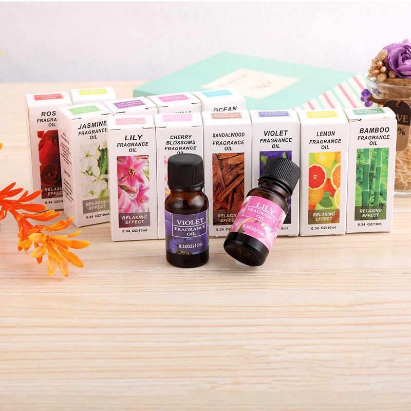 2017 baunilha quente Aceite esencial Pure & Natural de Óleos Essenciais Aromaterapia Perfume Cuidados Com A Pele