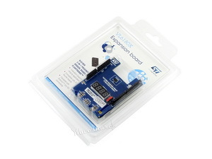 все цены на STM32 Nucleo Board X-NUCLEO-6180XA1 Proximity and ambient light sensor expansion board based on VL6180X
