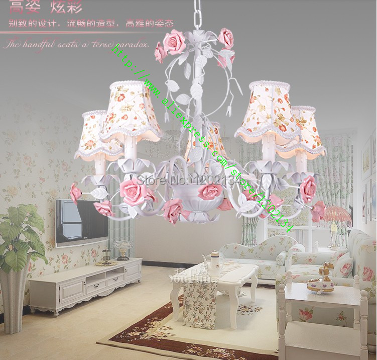 Compare Prices on Pink Rose Chandelier Online ShoppingBuy Low – Rose Chandelier