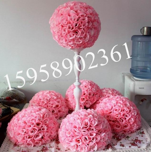 Aliexpresscom Buy 30cm pink Free shipping artificial flowers