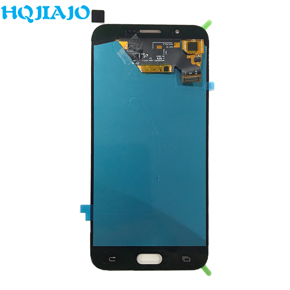 10Piece/lot Screen For Samsung A8 A800 LCD Display Touch Screen Digitizer For Samsung Galaxy A8 A8000 A800F Assembly Repair10Piece/lot Screen For Samsung A8 A800 LCD Display Touch Screen Digitizer For Samsung Galaxy A8 A8000 A800F Assembly Repair