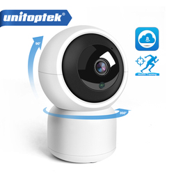 720P 1080P IP Camera WiFi Auto Tracking Baby Monitor Home Security Cam IP PTZ IR Night Vision Wireless Surveillance CCTV Camera