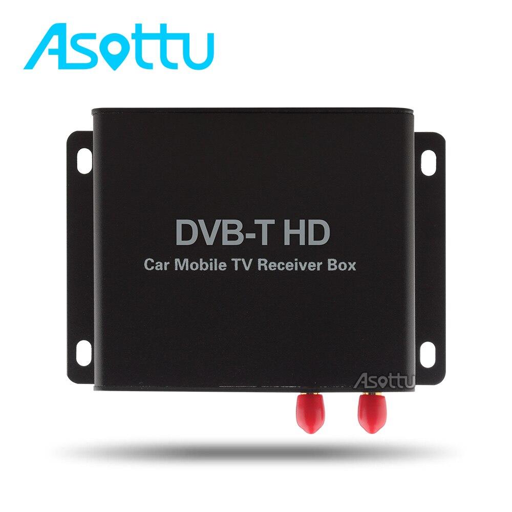 Infidini Asottu external DVB-T2 ISDB-T DVB-T for TV function car DVD TV in multimedia support remote control DVD screen control mini dvb t2 digital tv usb dongle stick w fm dab sdr remote control white black
