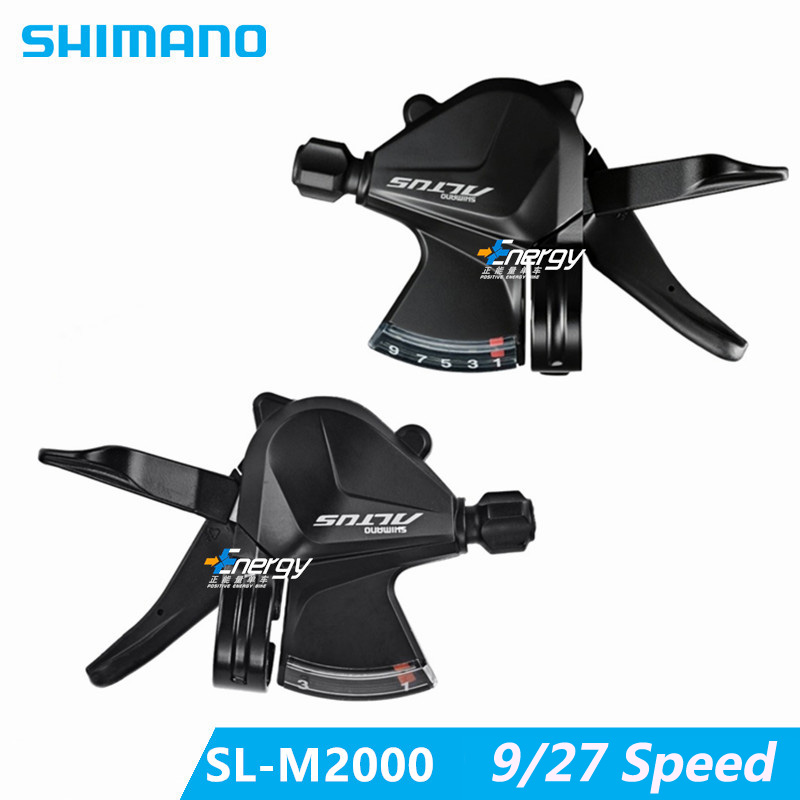 SHIMANO ALTUS M2000 Bike Parts MTB Mountain Bike Thumbwheel Bicycle Derailleur Switch DIP 3X9 27 Speed microshift groupsets ts70 7 3x7s 21 speed trip conjoined dip derailleur mtb mountain bike group compatible for shimano page 5