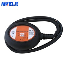 Cable Float Switches MK-CFS05 Fluid Level Controller AC 250V 4 Meter Black Cable Water Pump Float Switch From Makerele цена