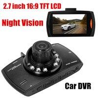 Hot 2.7 inch Car DVR video recorder camcorder Motion Detection Night Vision G Sensor 120 degree wide angle