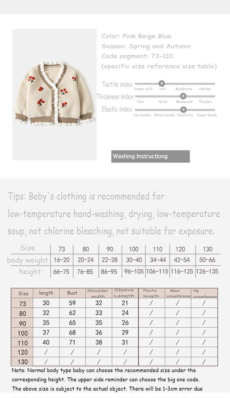 Compre 2018 Baby Girl Sweater Niño Floral Invierno Niñas Niño Suéter ...