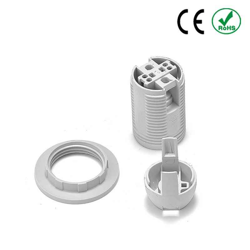 E14 E27 Socket Adapter Lamp Base E14 Lamp Holder Power Adapter Converter LED Light Socket 250V 2A VDE Certification