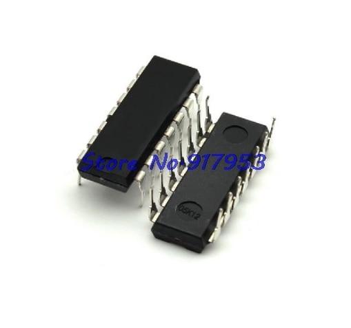 10pcs/lot MC14584BCPG MC14584BCP MC14584 DIP-14 In Stock